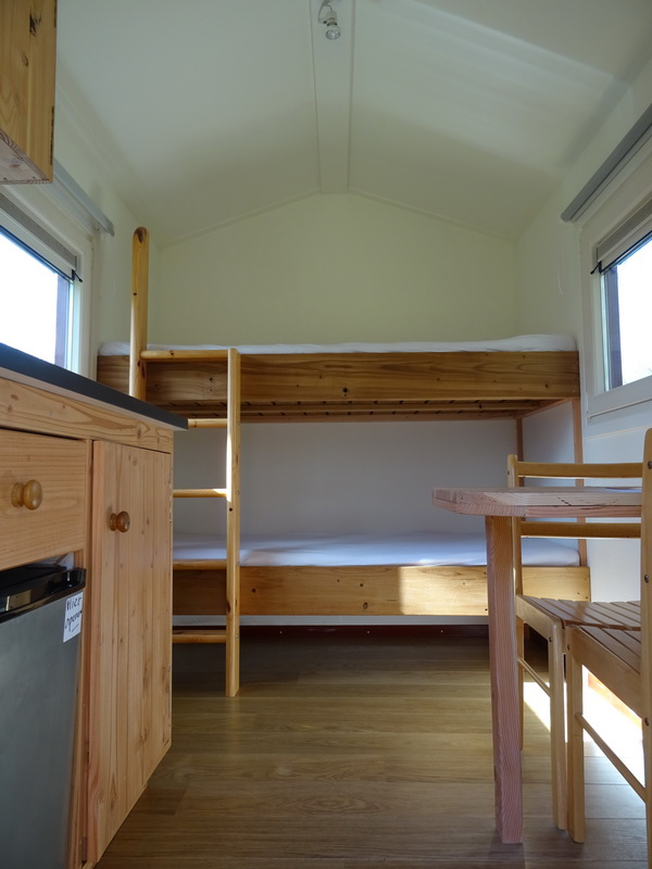 "Tiny house ""Tiny"" interieur"